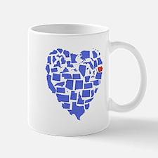 Iowa Heart Mug