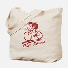 Ride Strong Bicycle Tote Bag