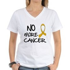 No More Appendix Cancer T-Shirt