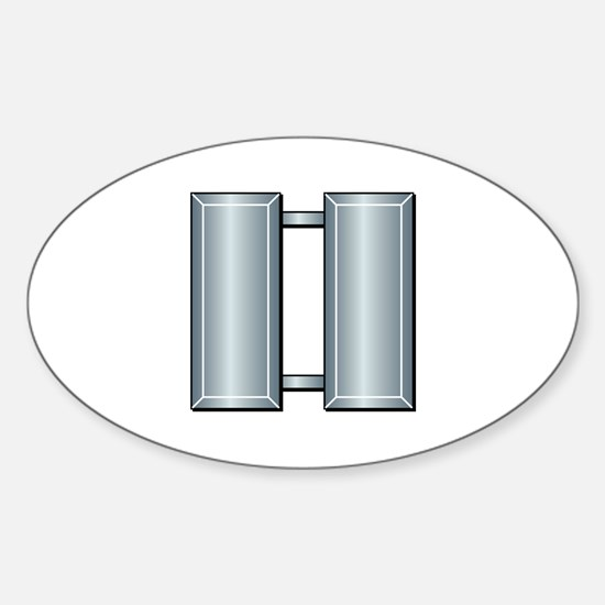 Navy - Lieutenant - O-3 - No Text Sticker (Oval)