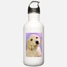 goldendoodle Water Bottle