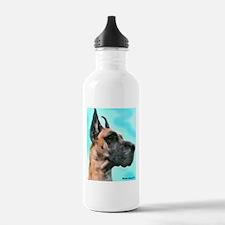 great dane Water Bottle