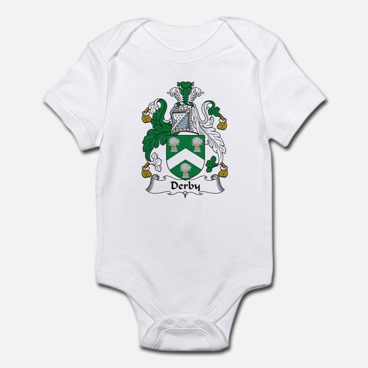 Derby Infant Bodysuit
