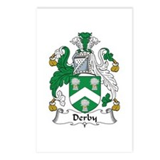Derby Postcards (Package of 8)