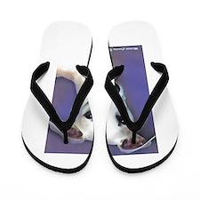 whippet Flip Flops