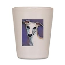 whippet Shot Glass