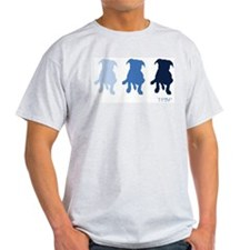 TPBP_blue_white_bkgnd_cropped T-Shirt