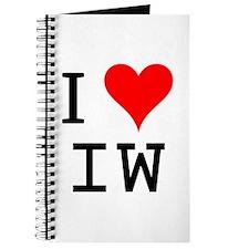 I Love IW Journal