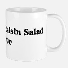 Carrot And Raisin Salad lover Mug