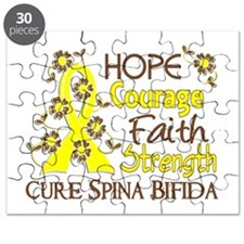 Spina Bifida HopeCourage3 Puzzle