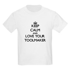 Keep Calm and Love your Toolmaker T-Shirt