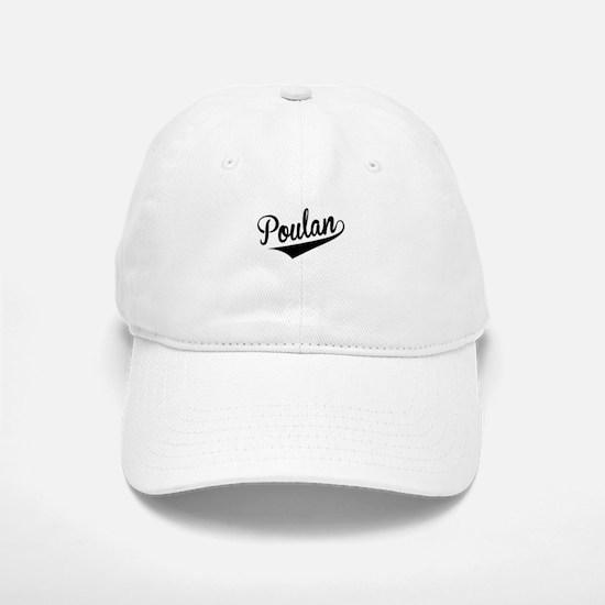 Poulan, Retro, Baseball Baseball Baseball Cap