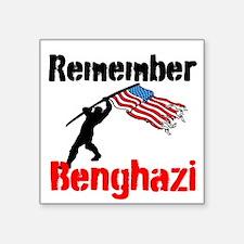 Remember Benghazi Sticker