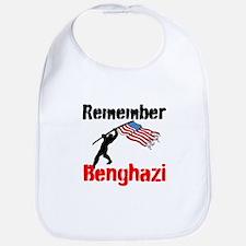 Remember Benghazi Bib