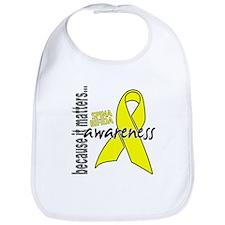 Spina Bifida Awareness1 Bib