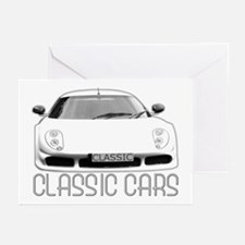...Classic Cars... Note Cards (Pk of 10)