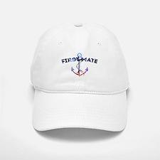 First Mate Baseball Baseball Cap