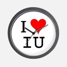 I Love IU Wall Clock