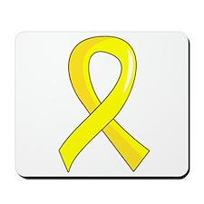Spina Bifida Ribbon3 Mousepad