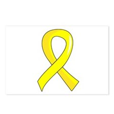 Spina Bifida Ribbon3 Postcards (Package of 8)