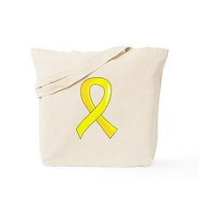 Spina Bifida Ribbon3 Tote Bag