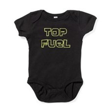 Top Fuel Baby Bodysuit