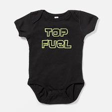 Top Fuel Baby Bodysuit