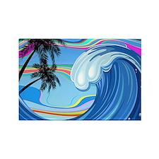 Ocean Wave Magnets