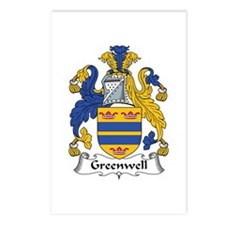 Greenwell Postcards (Package of 8)