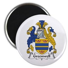 """Greenwell 2.25"""" Magnet (10 pack)"""