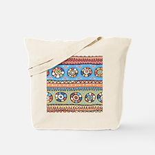 Tribal Pattern Tote Bag