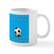 Soccer Penguin Mug