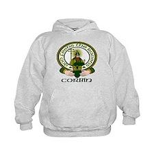 Corbin Clan Motto Hoodie