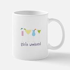 girls weekend Mugs