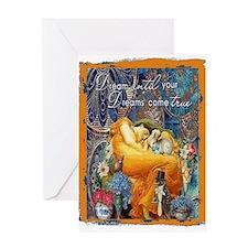 Dreams Card Greeting Cards
