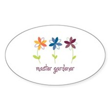 Master Gardener Decal