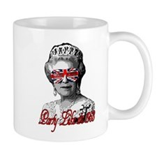 Queen Elizabeth II Mugs