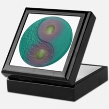 Yin Yang Tao Optic Rainbow Keepsake Box