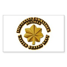 Navy - Lieutenant - O-3 Decal