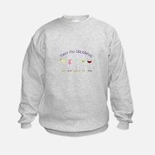 meet my GiRLfRiends Sweatshirt