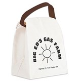 Twinpeakstv Canvas Lunch Bag