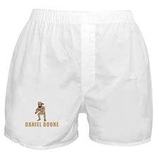 Daniel Boone Boxer Shorts