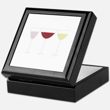 Wines Keepsake Box