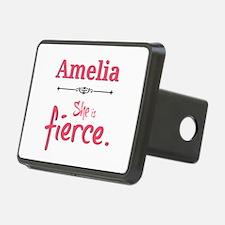 Amelia is fierce Hitch Cover