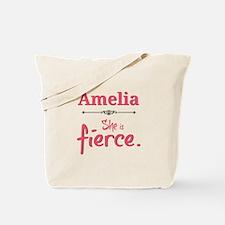 Amelia is fierce Tote Bag