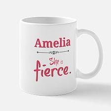 Amelia is fierce Mugs