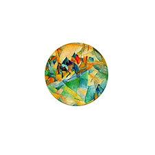 Leo Gestel - Mallorca Harbour Mini Button