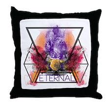 Eternal Cheetah Throw Pillow