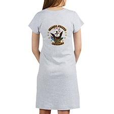 Navy - Lt. (junior grade) - O- Women's Nightshirt