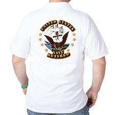Navy - Lt. (junior grade) - O-2 - No T T-Shirt